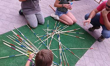 Alquiler De Juegos Gigantes En Barcelona